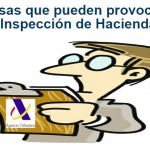 Las 5 causas que pueden provocar una inspección de Hacienda