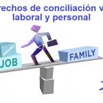 Derechos de conciliación de la vida personal, familiar y laboral