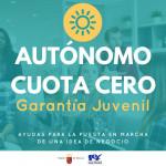 Cuota Cero para los jovenes autónomos en la Región de Murcia