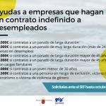 Subvenciones de fomento de la contratación indefinida, en prácticas y conversiones en indefinidos de contratos formativos.