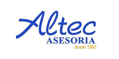 Logo Altec DESDE 1982