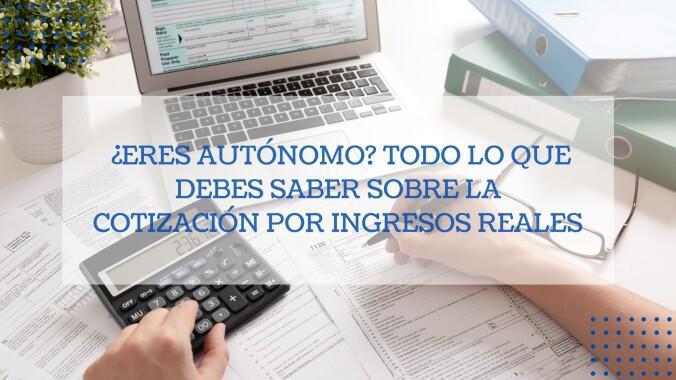 cotizacion ingresos reales autonomos 2021-altec asesoria
